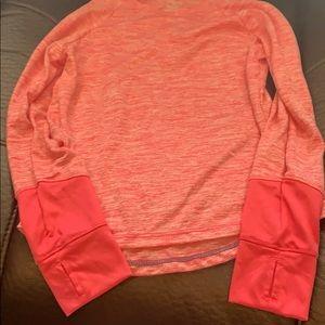 Other - Danskin drimore size 6 hot pink shirt